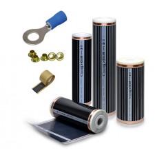 HOT-Film комплект с подключением (220 Вт/м.кв)